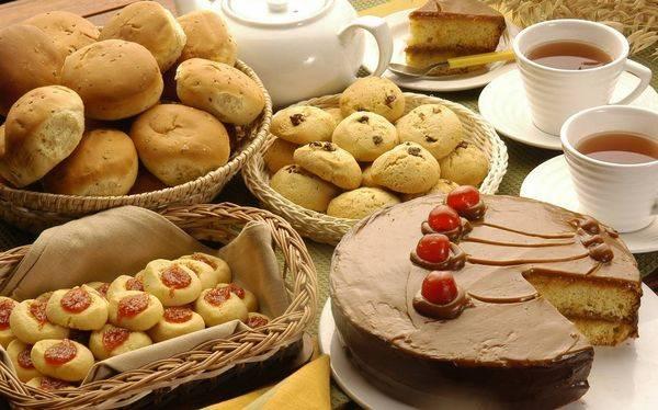 продукты питания сладости