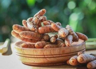 куркума корень - лечебные свойства куркумы