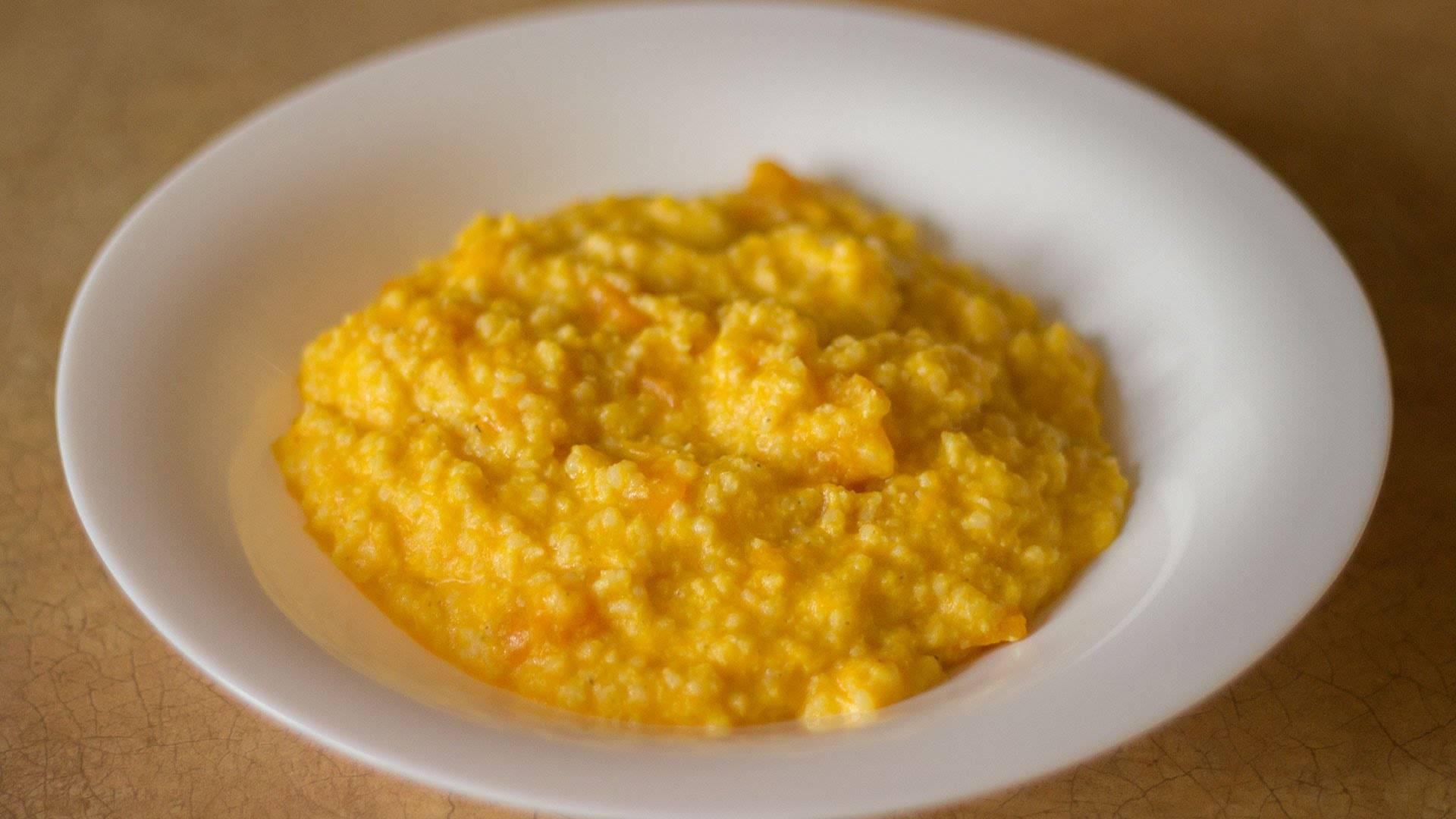 Каша пшеничная рассыпчатая на воде рецепт пошагово с