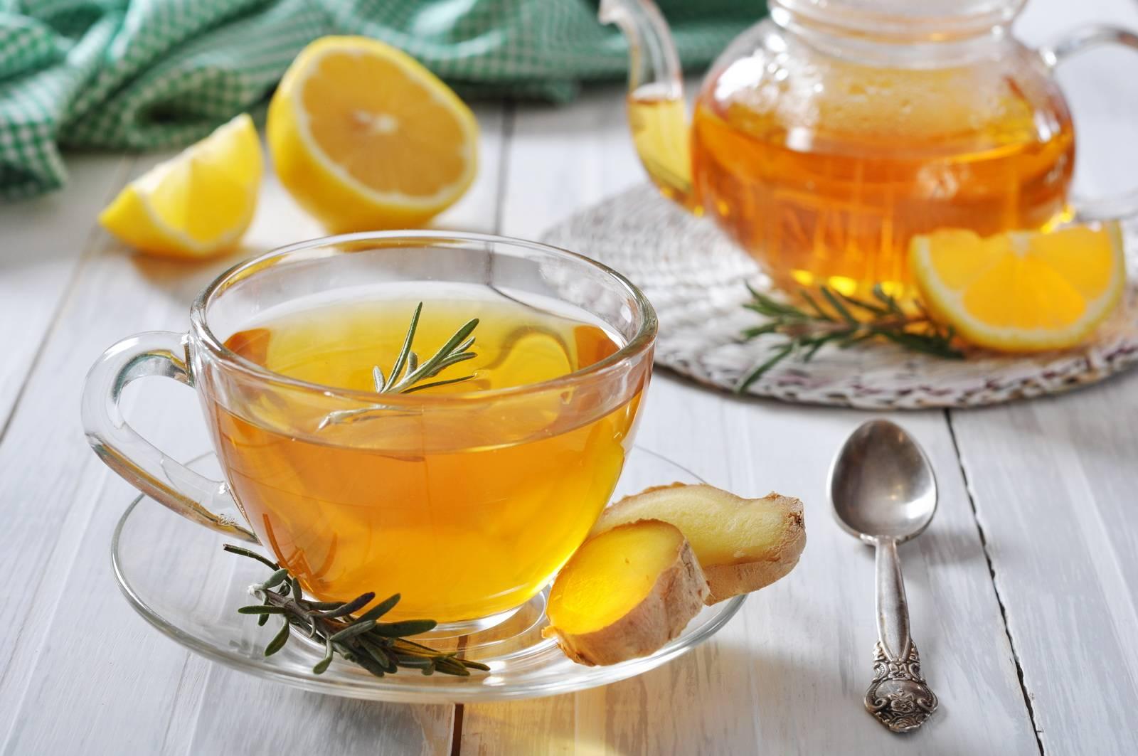 Помогает чай с медом от простуды