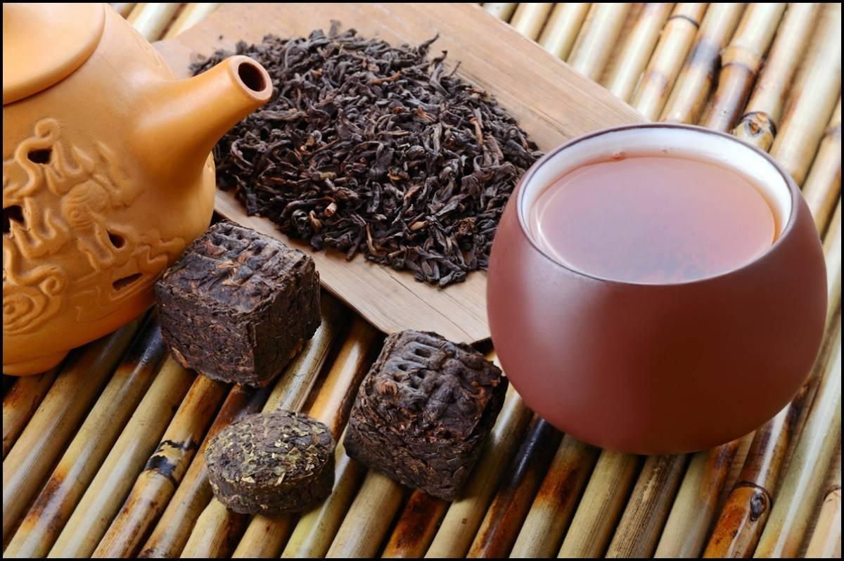 Чай пуэр ndash рецепт похудения