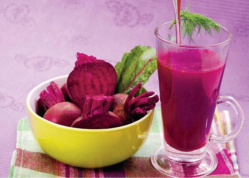 Pancreatic cancer treatment beet juice