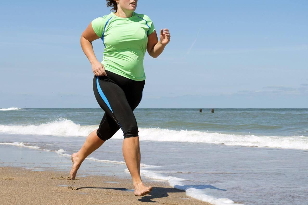 Можно ли похудеть бегая