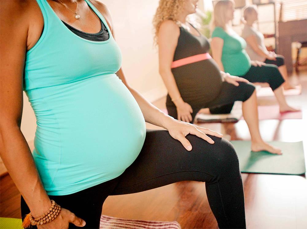 Похудение для беременных