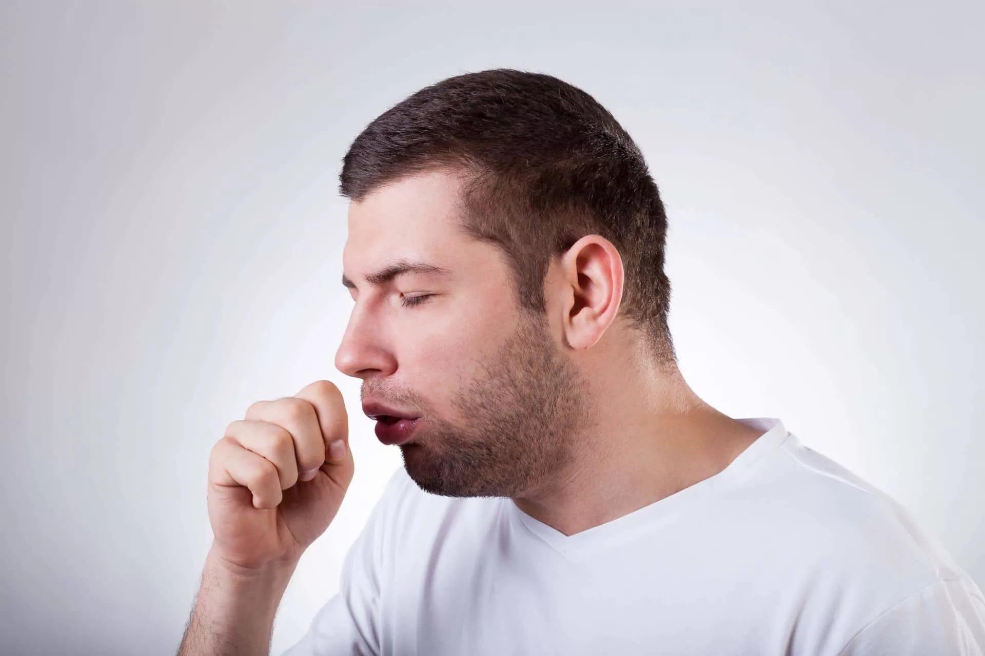 Чем лечить сильный сухой кашель