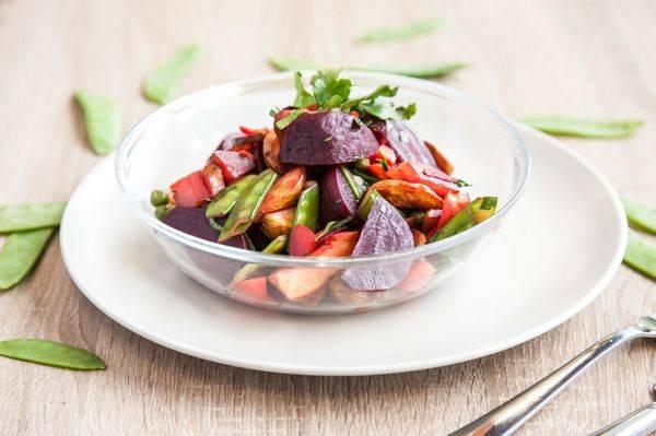 Шестилепестковая диета меню