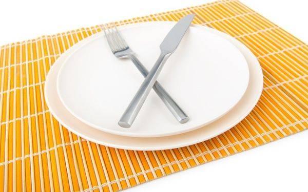 Последний день диеты голодовка