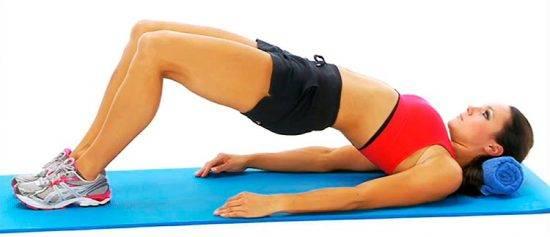 Упражнения для спины позвоночника в домашних условиях видео